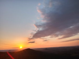 Sunrise Hike to Pulpit Rock, Saturday, May 15, 2021